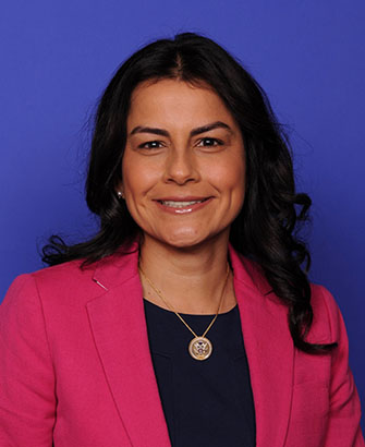 Photo of Nanette Diaz Barragán