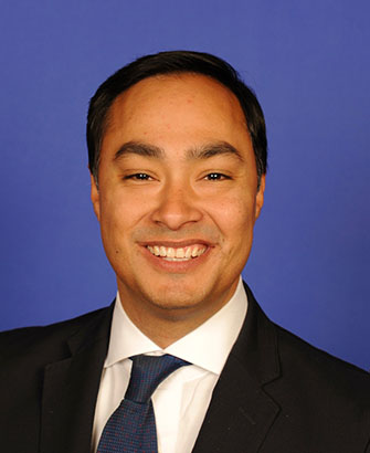 Photo of Joaquin Castro