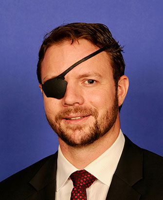 Photo of Dan Crenshaw