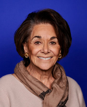 Photo of Anna G. Eshoo