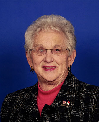 Photo of Virginia Foxx