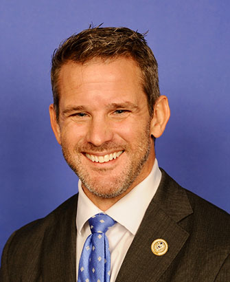 Photo of Adam Kinzinger