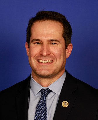 Photo of Seth Moulton
