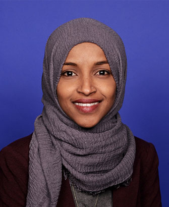 Photo of Ilhan Omar